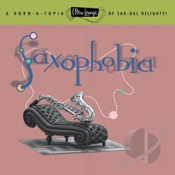 Riddle, Nelson - Ultra - Lounge, Vol. 12: Saxophobia CD Cover Art
