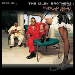 Isley Brothers - Eternal CD Cover Art