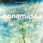 Bonamassa, Joe - New Day Yesterday CD Cover Art