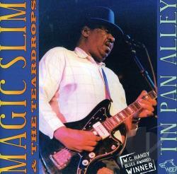 Magic Slim Tin Pan Alley Cd Album
