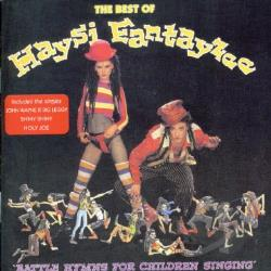Haysi Fantayzee - Battle Hymns for Children Singing CD Cover Art