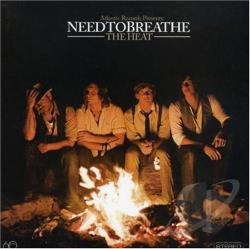 Needtobreathe - Heat CD Cover Art