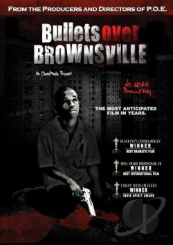 Openmindz Productions - Bullets Over Brownsville DVD Cover Art