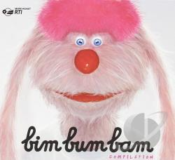 Bim Bum Bam Compilation CD Cover Art