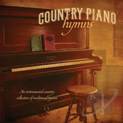 Gary Bud Smith - Country Piano Hymns CD Cover Art