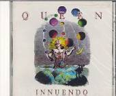Queen - Innuendo CD Cover Art