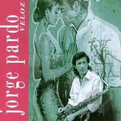 Pardo, Jorge - Veloz CD Cover Art