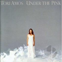 Amos, Tori - Under the Pink CD Cover Art