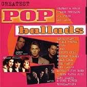 Greatest Pop Ballads V.3 CD Cover Art