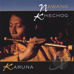 Khechog, Nawang - Karuna CD Cover Art