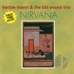 Evans, Bill (Trio) / Mann, Herbie - Nirvana CD Cover Art
