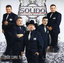 Solido - Nadie Como Tu CD Cover Art