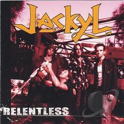 Jackyl - Relentless CD Cover Art