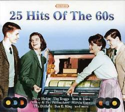 25 Hits Of 60s CD Cover Art