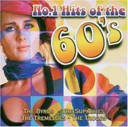 No.1 Hits Of The 60's - No.1 Hits Of The 60'S CD Cover Art