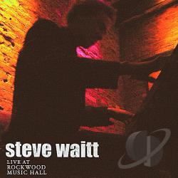 Waitt, Steve - Live at Rockwood Music Hall CD Cover Art