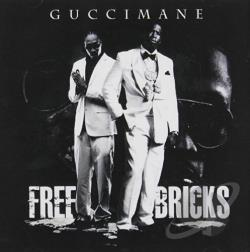 Gucci Mane - Free Bricks CD Cover Art