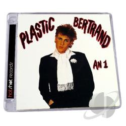 Plastic Bertrand - An 1 CD Cover Art