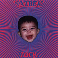 Yazbek - Tock CD Cover Art