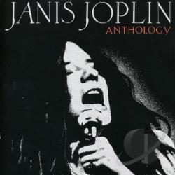 Joplin, Janis - Anthology CD Cover Art
