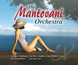 Mantovani - Mantovani Orchestra CD Cover Art