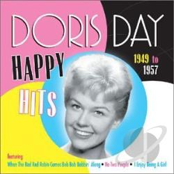 Day, Doris - Happy Hits: 1949-1957 CD Cover Art