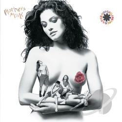 Red Hot Chili Peppers - Mother's Milk CD Cover Art