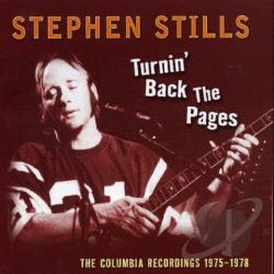 Stills, Stephen - Turnin' Back the Pages CD Cover Art