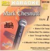 Chesnutt, Mark - Karaoke: Mark Chesnutt CD Cover Art