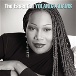 Adams, Yolanda - Essential Yolanda Adams CD Cover Art