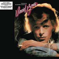 Bowie, David - Young Americans CD Cover Art