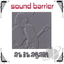Sound Barrier - At It Again CD Cover Art