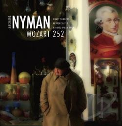 Nyman, Michael - Michael Nyman: Mozart 252 CD Cover Art