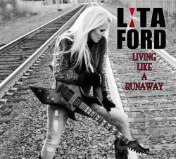 Ford, Lita - Living Like a Runaway CD Cover Art