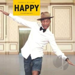 Williams, Pharrell - Happy DS Cover Art