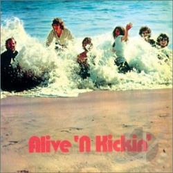 Alive & Kicking - Alive 'N Kickin' CD Cover Art