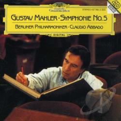 Abbado / Bpo / Mahler - Mahler: Symphony No.5 CD Cover Art