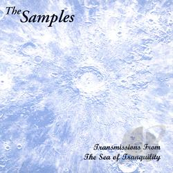 Samples - Transmissions from the Sea of Tranquility CD Cover Art