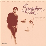 Barry, John - Somewhere in Time CD Cover Art