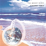 Moody Blues - Strange Times CD Cover Art