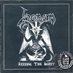 Venom - Kissing the Beast CD Cover Art