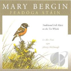 Bergin, Mary - Vol. 1 - Feadoga Stain CD Cover Art
