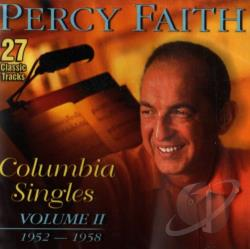 Faith, Percy - Columbia Singles, Vol. 2: 1952 - 1958 CD Cover Art