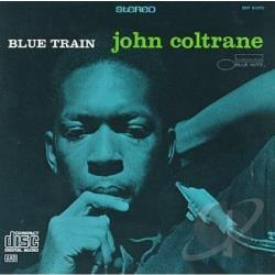Coltrane, John - Blue Train DVA Cover Art