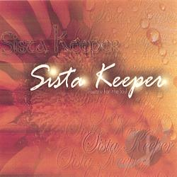 DivineTea - Sistakeeper: Poetry for the Soul CD Cover Art