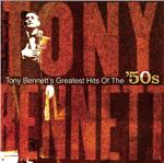 Bennett, Tony - Greatest Hits of the '50s CD Cover Art