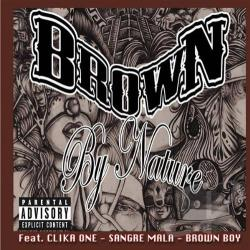 Brown By Nature CD Cover Art