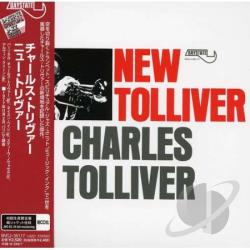 Tolliver, Charles - New Triver CD Cover Art