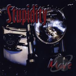 Stupidity - Move CD Cover Art