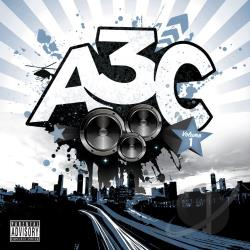 A3C, Vol. 1 CD Cover Art